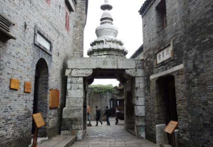昭关石塔建于什么时代