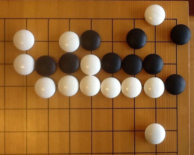 围棋九段是什么水平