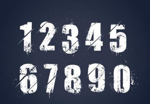 数字的由来