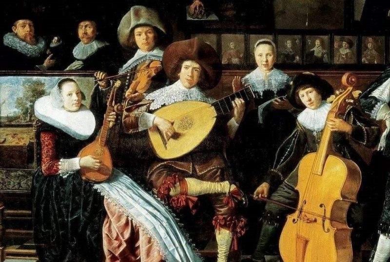 古典主义音乐时期代表人