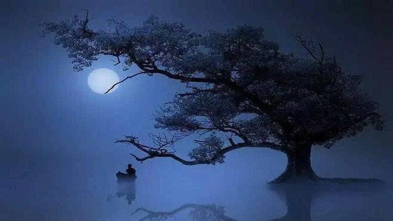 草长莺飞和清风明月什么意思